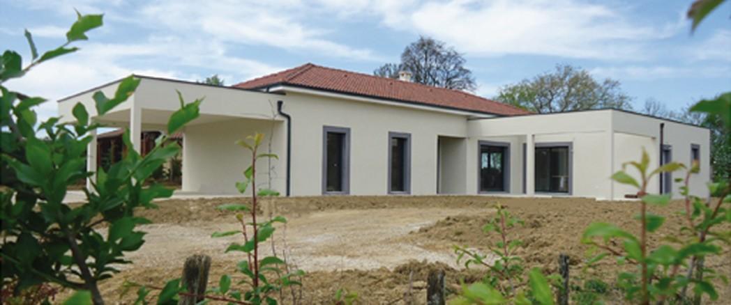 Porte ouverte constructeur maison buellas