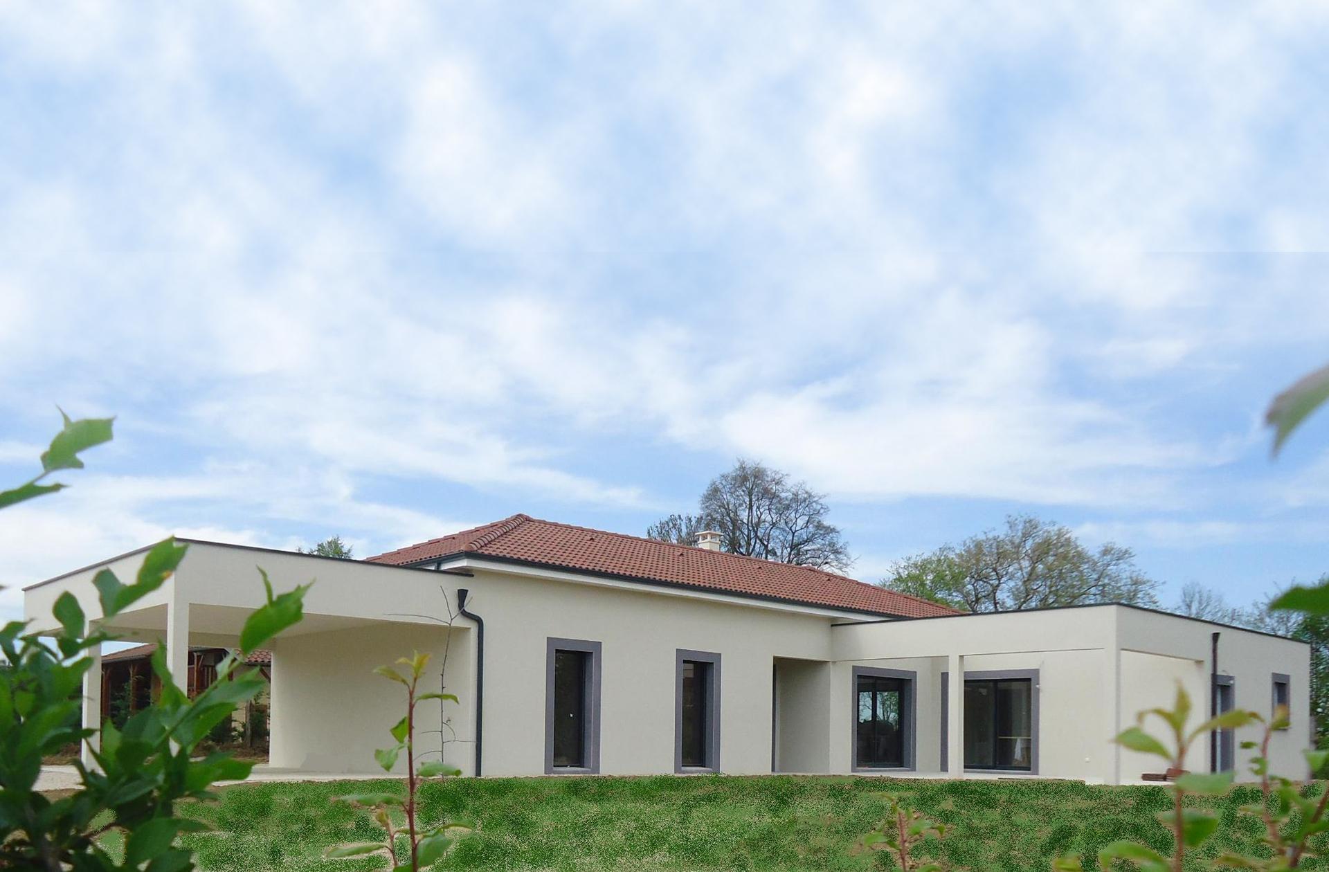 Constructeur maison individuelle habitat libre for Constructeur maison individuelle 74
