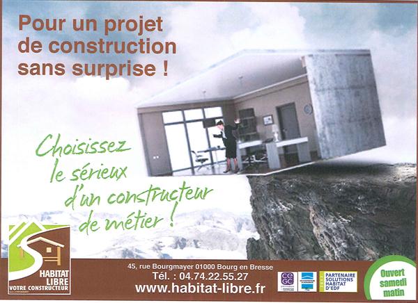 Votre projet de construction maison sans surprise for Projet de construction